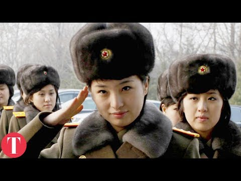 10 Forbidden Jobs For Women In North Korea