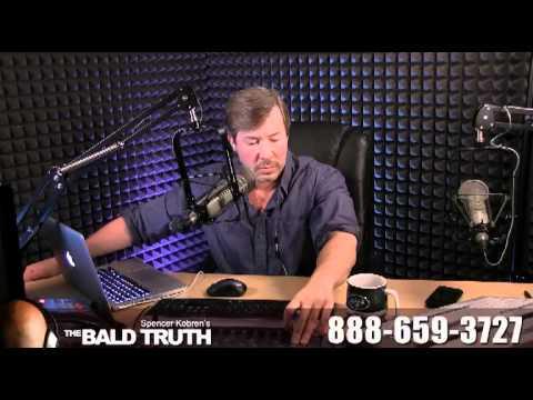 Spencer Kobren's The Bald Truth Ep. 22 - Placebo Effect 2-19-12