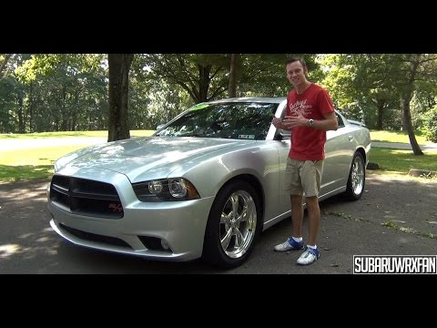 Review: 2012 Dodge Charger R/T