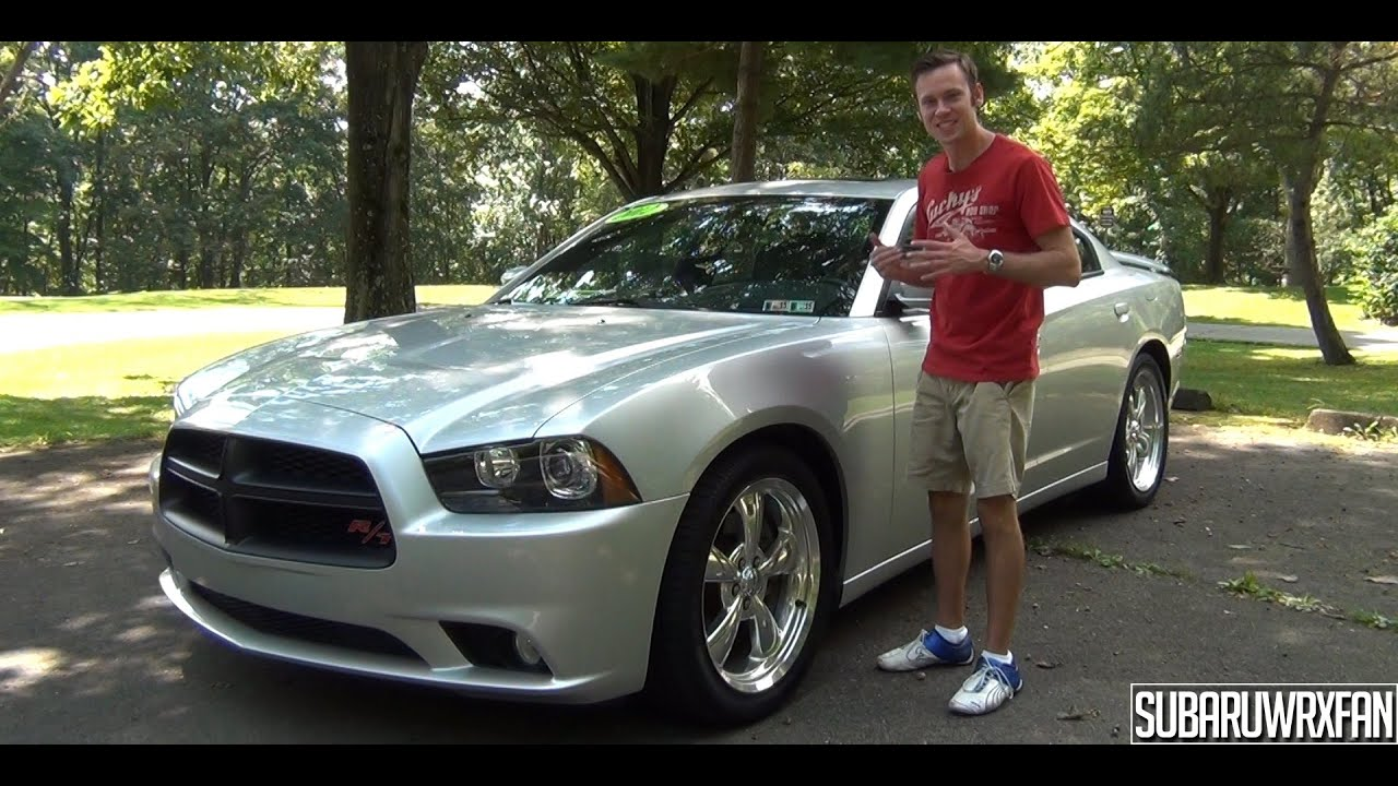 review 2012 dodge charger rt youtube - Dodge Charger 2012