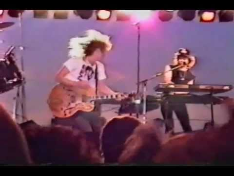 Gonna Breakdown (Live) - Tommy Conwell and the Young Rumblers 1989
