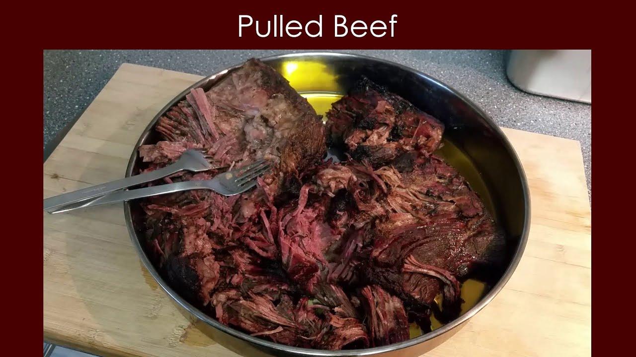 Pulled Pork Dutch Oven Gasgrill Temperatur : Pulled beef aus dem dutch oven bbq grill deutsches rezept