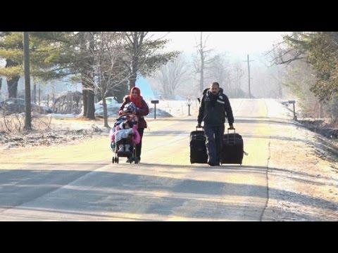 Efecto Trump: La Huida De Migrantes Desde EEUU Hacia Canadá