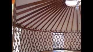 Off-Grid Solar Homestead FOR SALE - on 10 acres in Missouri - with YURT