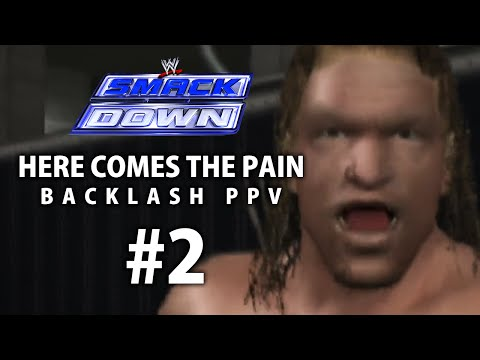 Smackdown: Here Comes The Pain Season Mode Ep 2   I AM THE D*MN GAME