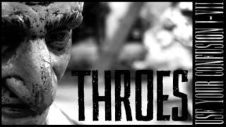 THROES - La Chute dans le temps (Doom Metal / Sludge)