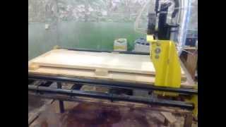 видео 3D резка пенопласта в Москве -  мастерская по 3Д резке