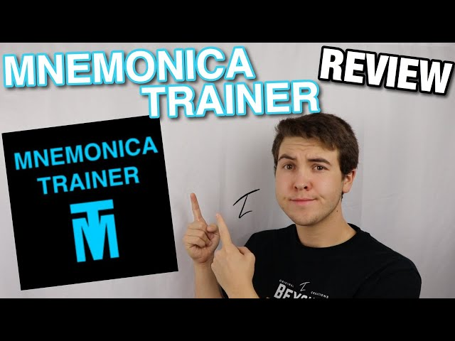 Mnemonica Trainer by Rick Lax - Magic Trick Review