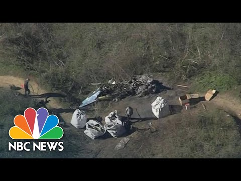 NTSB-Releases-Preliminary-Findings-From-Kobe-Bryant-Crash-Investigation-NBC-Nightly-News