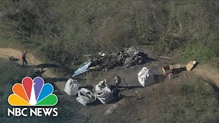 NTSB Releases Preliminary Findings From Kobe Bryant Crash Investigation | NBC Nightly News