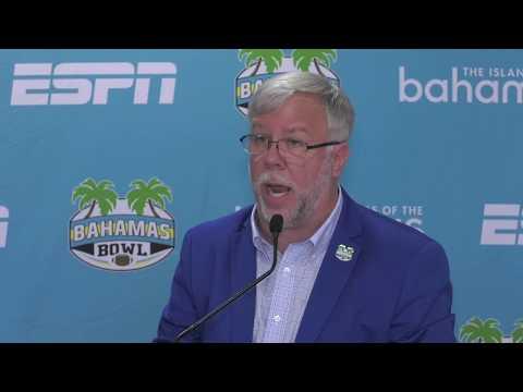 2018 Bahamas Bowl Summer Press Conference - June 28, 2018