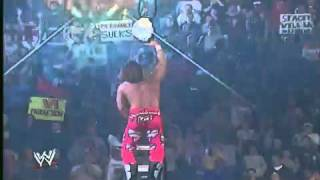 WWE Classic Clips - Shawn Michaels Goes Through 4 Tables At Armageddon 2002