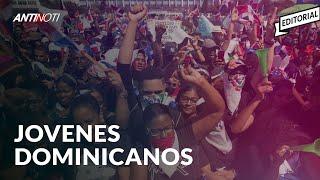A Los Jóvenes Dominicanos [Editorial]   Antinoti