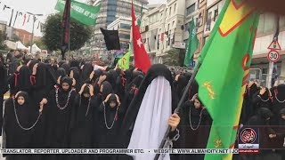 Ashura in Turkey *Exclusive videos*