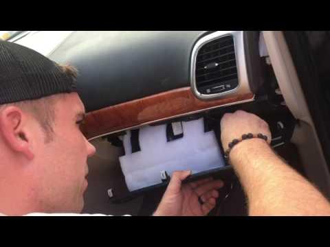 Jeep Wk2 Grand Cherokee 2011 Blend Door Fix