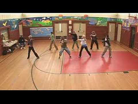 I was made to love Him hiphop dance