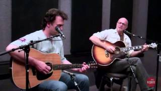 """Eric Brace & Peter Cooper """"Ancient History"""" Live at KDHX 05/03/13"""