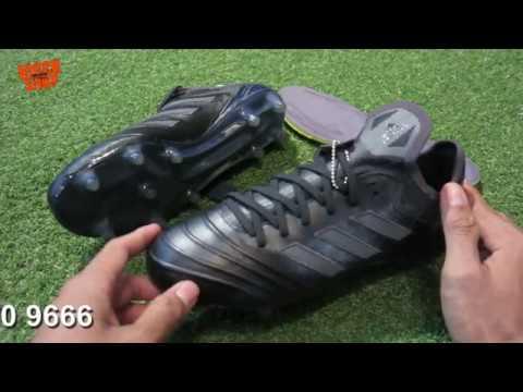 Review adidas Copa 18.1 Fg Nite Crawler Pack (Thai Version)