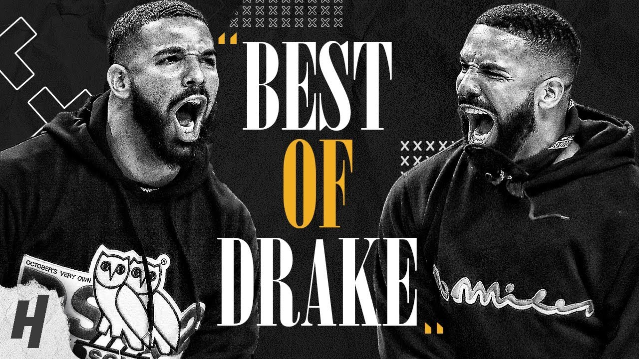 Drake BEST Reactions & Moments from 2019 NBA Eastern Conference Finals!