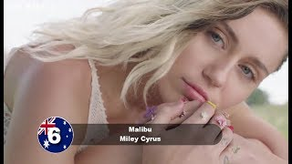 (Australia) Top 10 Songs Of The Week - June 24, 2017