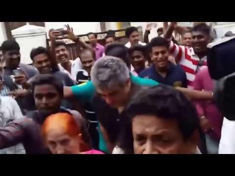 தலன சும்மாவா மாஸ் update Thala 57 Ajith reality Mass Scene