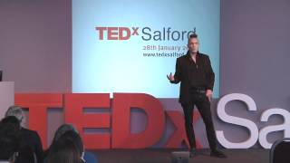 TEDxSalford - John Robb - Punk Rock and DIY Creativity