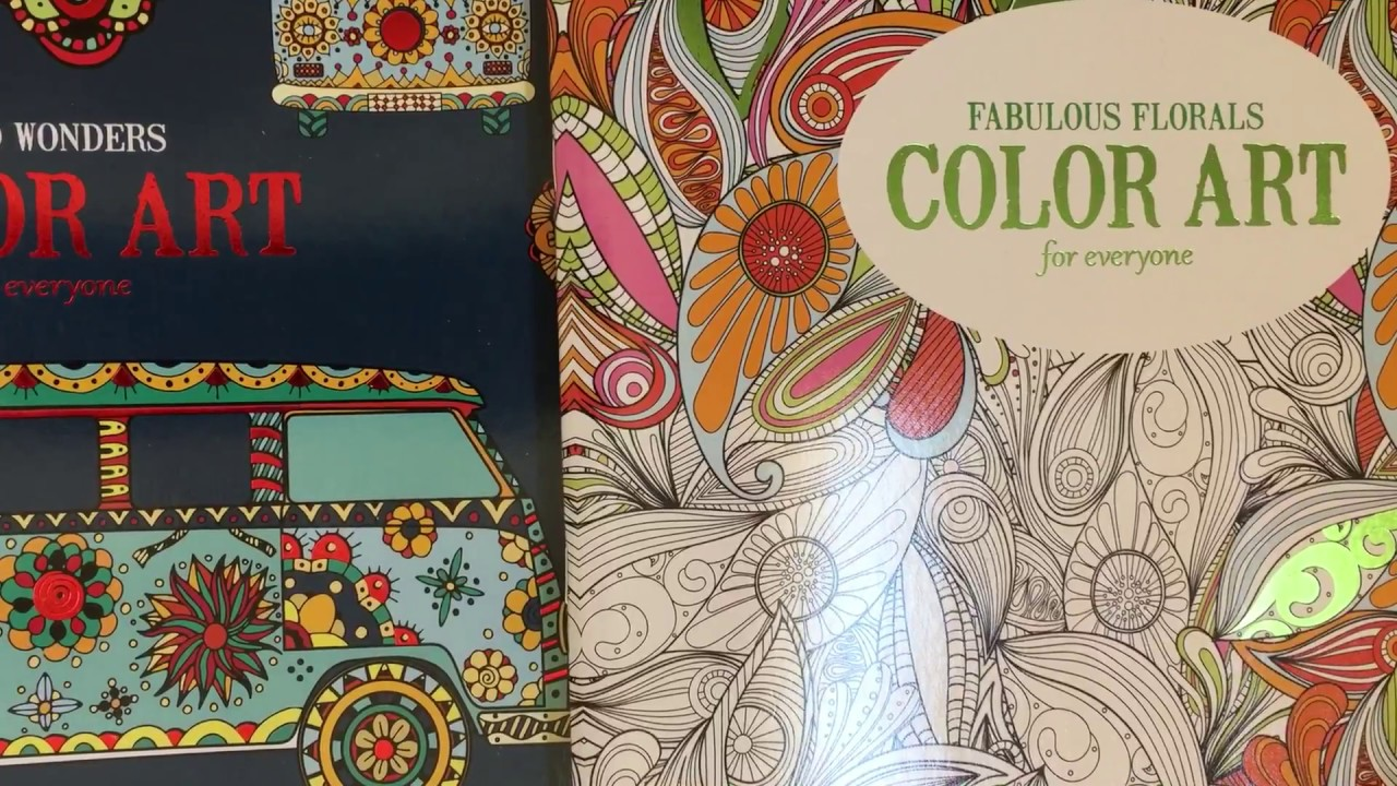 4 packs of adult coloring books 997 at walmart - Walmart Coloring Books