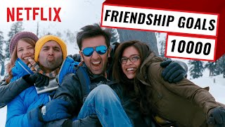 Send This To Your Best Friend | YJHD, Sacred Games, ZNMD, Chillar Party & More | Netflix India