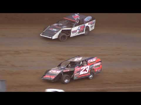 8 26 17 Modified Heat #3 Lawrenceburg Speedway