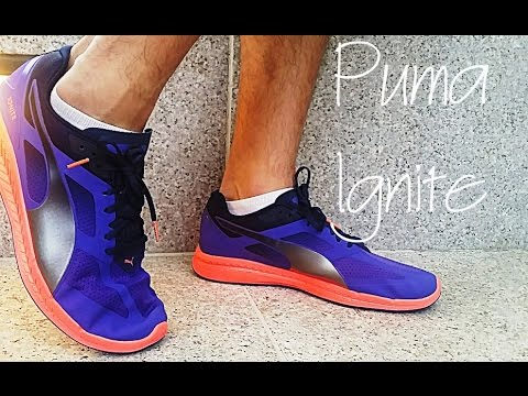 Ignite Puma Test