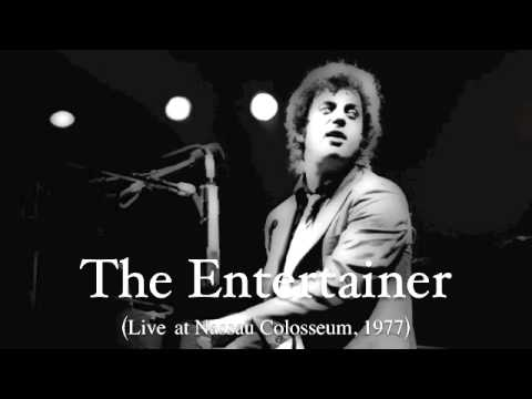 Billy Joel: The Entertainer (Live At Nassau Coliseum, 1977)