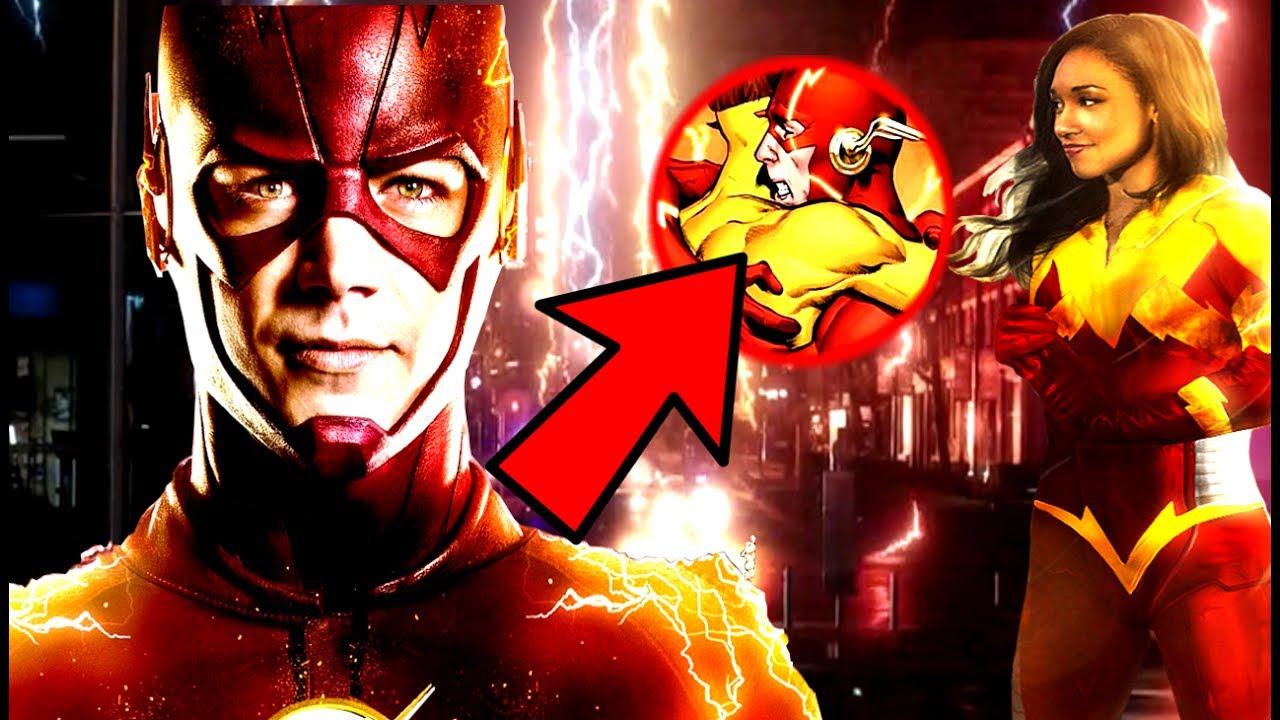 The flash season 4 episode 1 full episode free