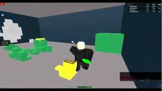 ROBLOX BANK ROBBERY EPIC