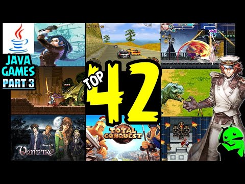 Top 42 Java Games On Android #Part 3 │Play Java Games On Android 2020