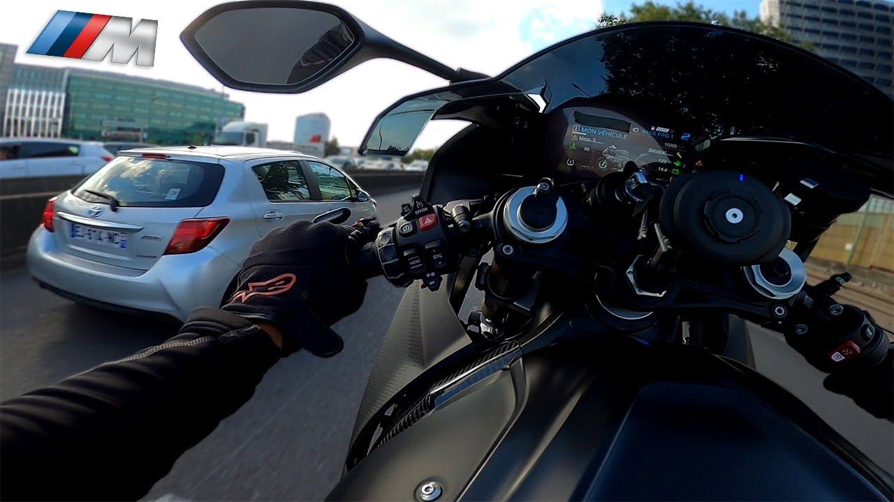 JE TESTE MON BMW S1000RR M AKRAPOVIC 2020