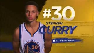 Golden State Warriors 2016 Finals Intro HD