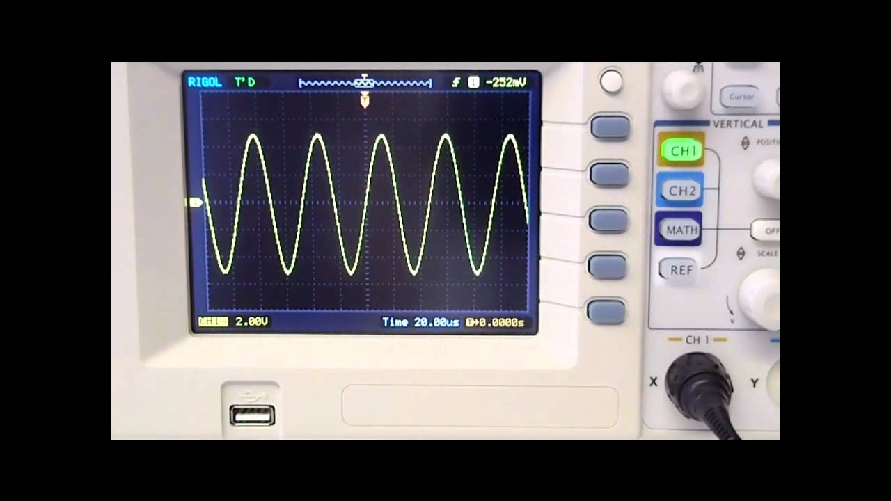 How To Setup A Electronics Lab  Function Generator