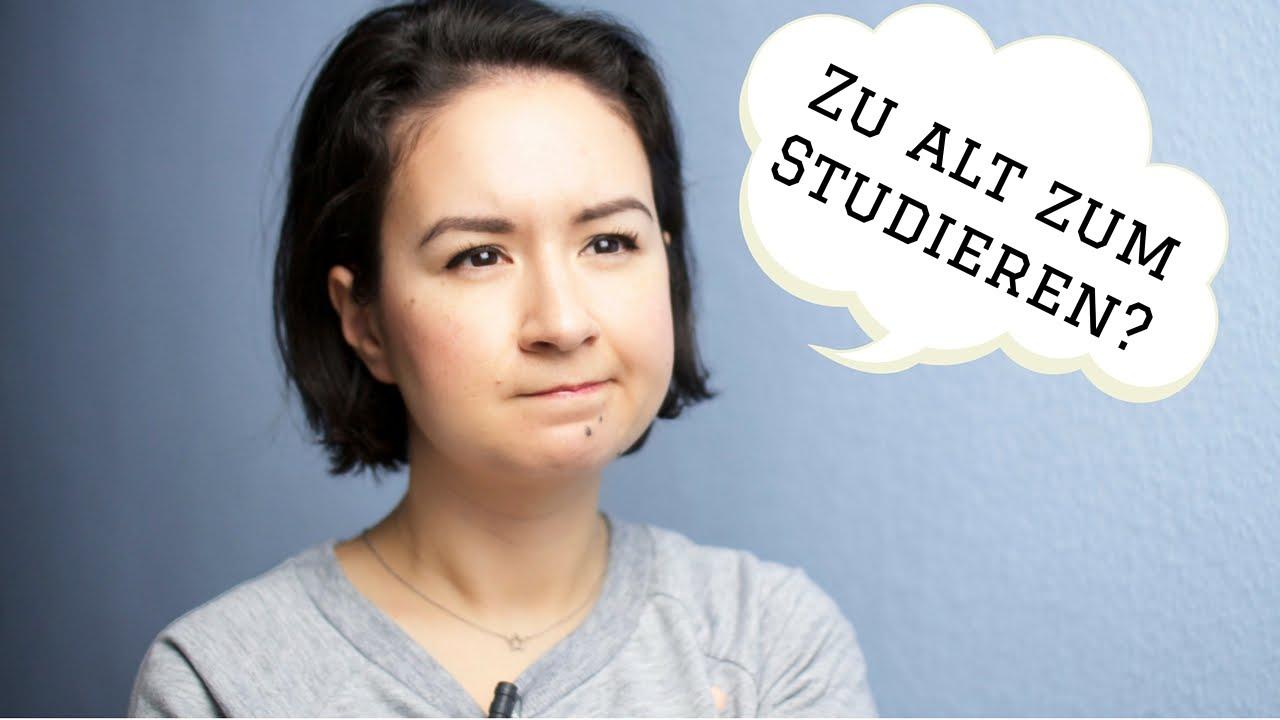 Zu Alt Für Den Berufseinstieg Studierenplusde Youtube