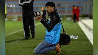 بامداد خوش - جوانان - صحبت های شمس امینی عکاس جوان ورزشی در مورد برنامه ها و فعایت های شان