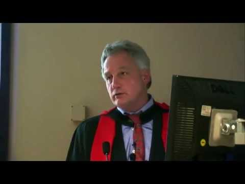 Prof Alan Durant - Inaugural Lecture