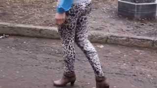 Тигровые лосины оптом от производителя  стильная летняя модель 2015 г(, 2015-03-16T10:28:30.000Z)