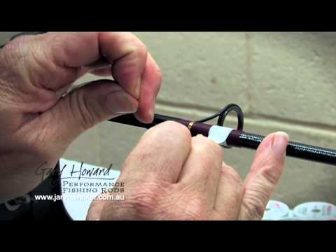How To - Build A Fishing Rod Part 2