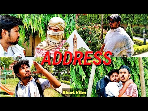 THE ADDRESS-Short Flim [india]R2W[ROUND 2 PAGALWORLD