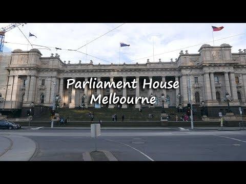 Parliament House - Open House Melbourne
