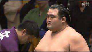 大相撲初場所12日目は21日、両国国技館で行われ、前日11日目に横...