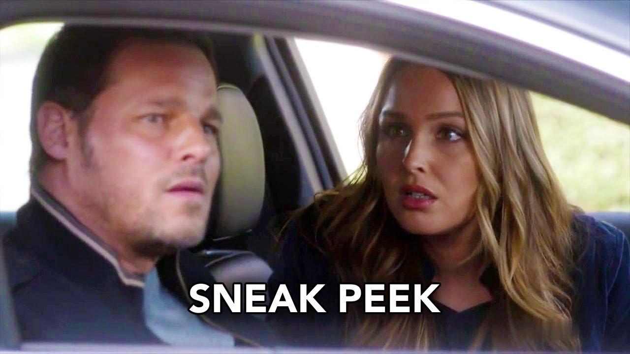 Greys Anatomy 14x22 Sneak Peek Fight For Your Mind Hd Season 14