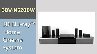 Home Theater Sony BDV-N5200W