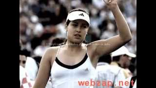 Serbian Tennis Player Ana Ivanovic