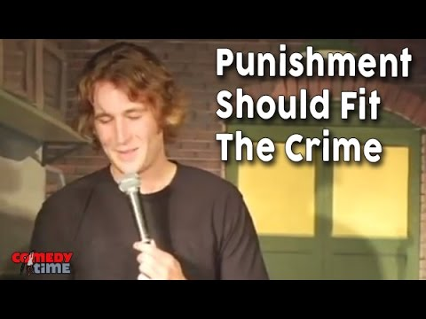 the punishment should fit the crime essay The tools you need to write a quality essay essays related to punishment must fit the crime and most would agree that the punishment should fit the crime.