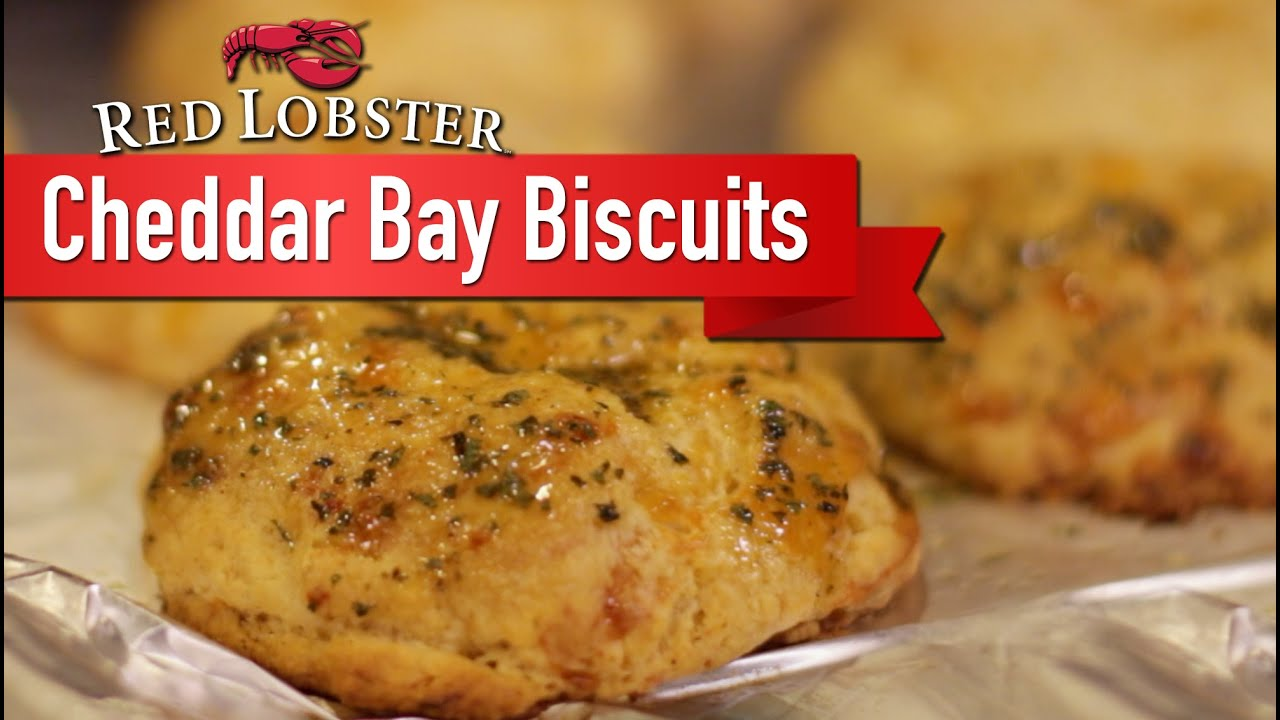 Cheddar Bay Biscuits 2 Ways - Red Lobster - YouTube